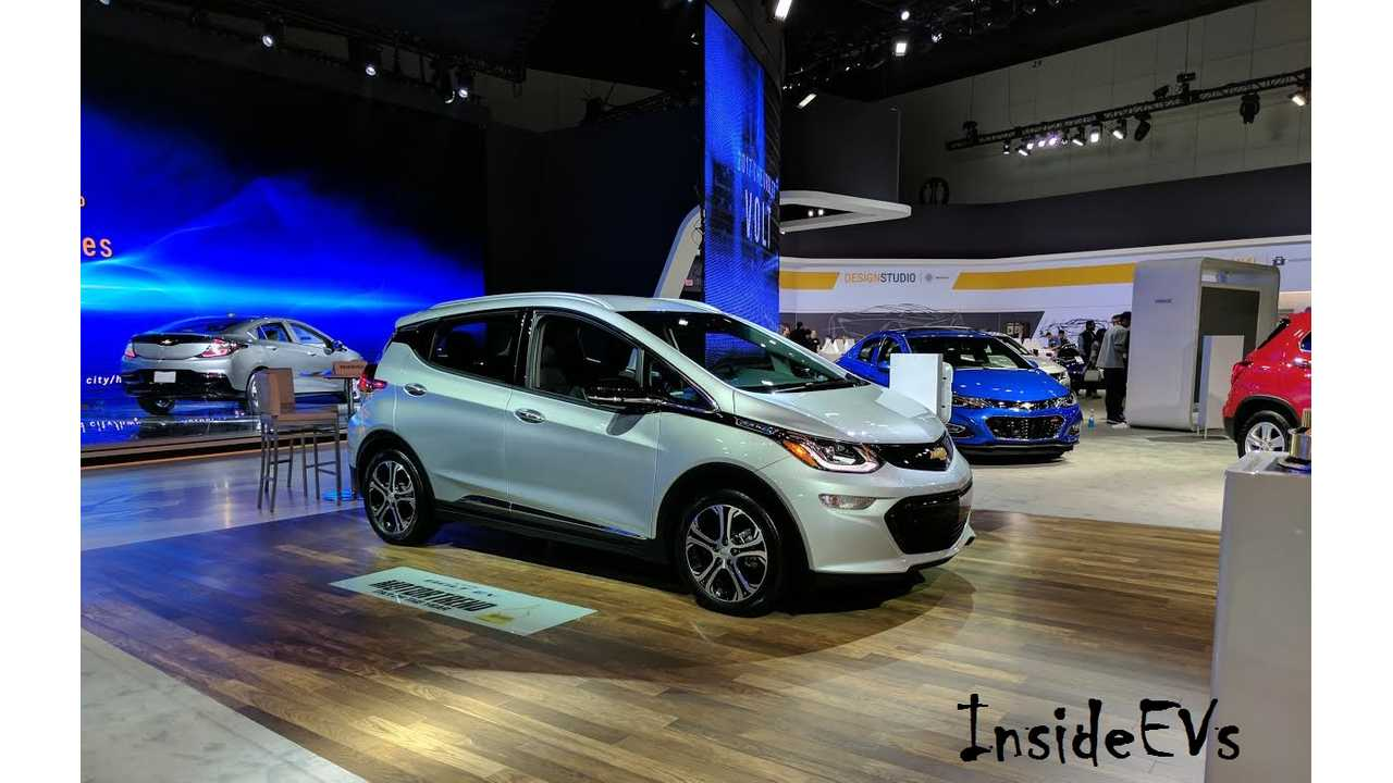 Car & Driver Lists Chevrolet Bolt Among Its