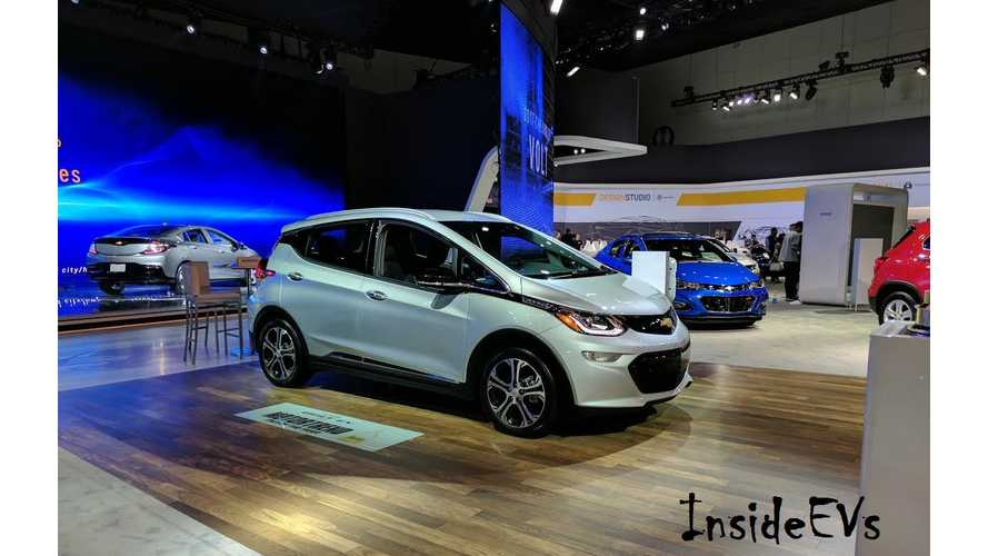"Car & Driver Lists Chevrolet Bolt Among Its ""2017 10 Best Cars"""