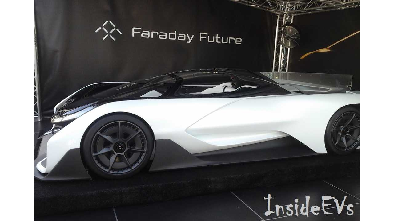 How Nevada Has Protected Itself From Possible Faraday Future Failure
