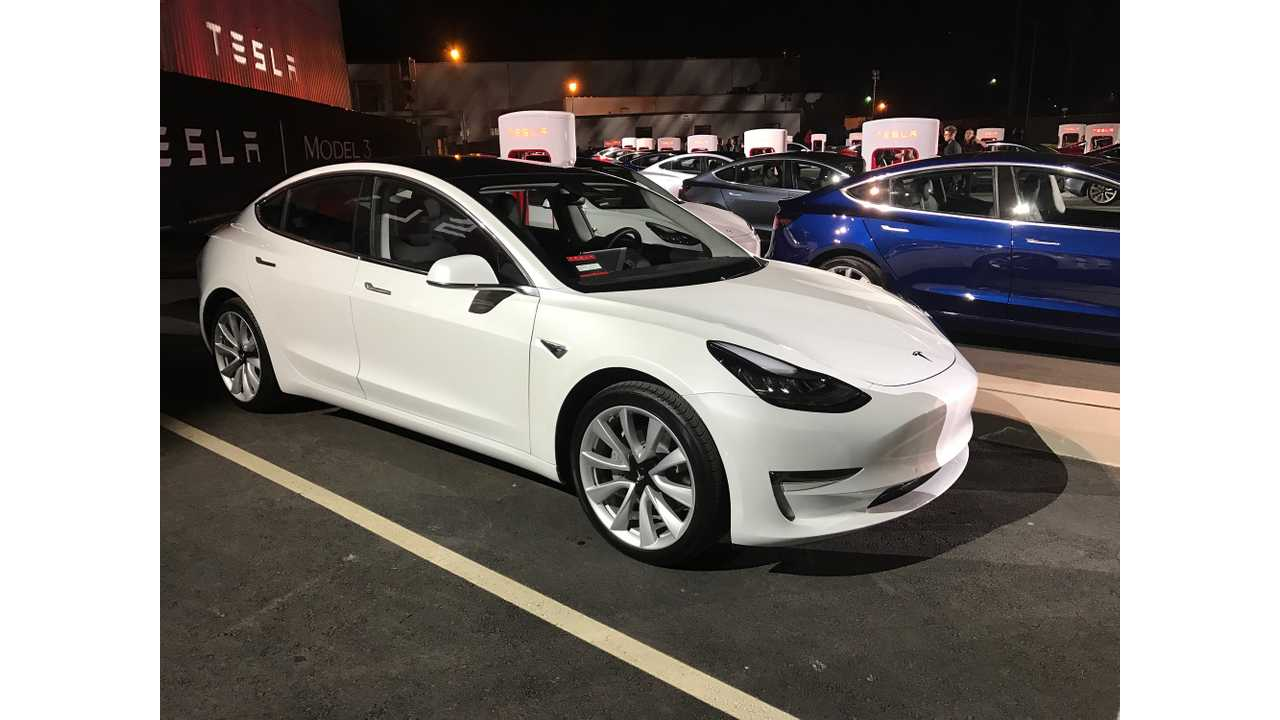 Teslanomics Compares Tesla Model 3 To Competitors - Video