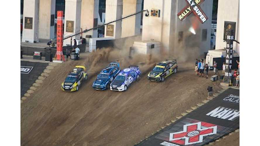 Rallycross Likely To Go Electric