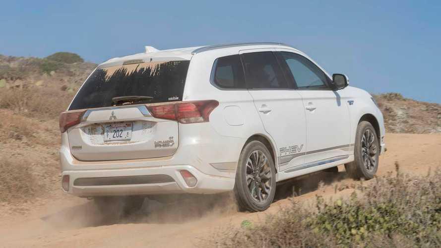 2018 Mitsubishi Outlander PHEV First Drive