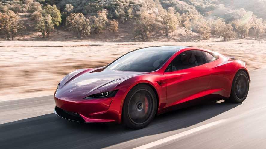 Tesla Roadster, o teknoloji sayesinde daha da hızlanabilir