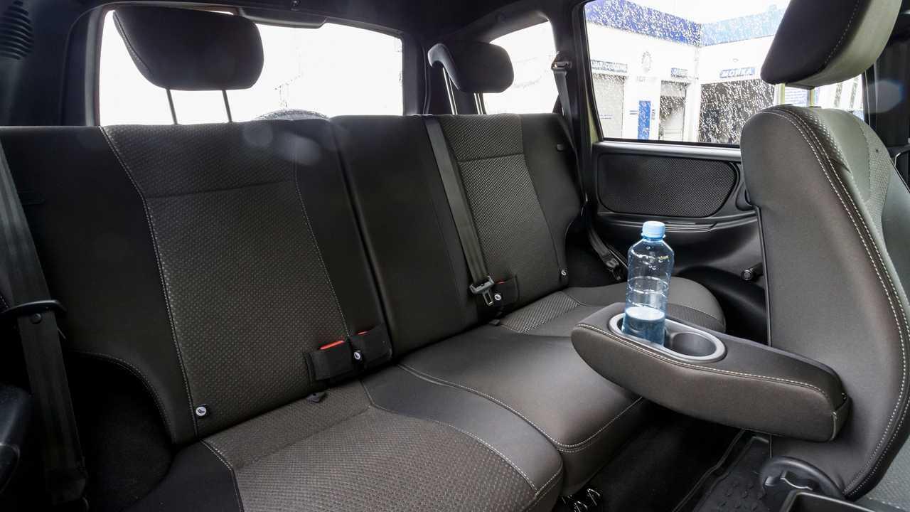 Lada Niva Off-road (2020) – задние сиденья