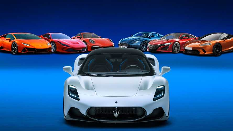 """Maserati MC20, a chi dà """"fastidio"""" (sulla carta) la supercar modenese"""