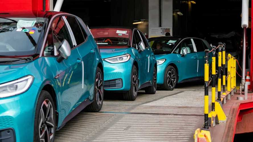 Volkswagen afirma que pode alcançar a produção da Tesla até 2023