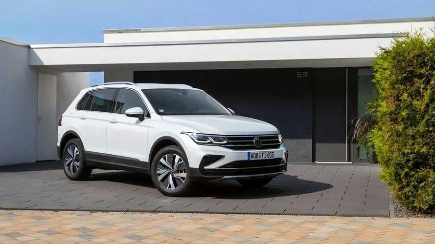 Plug-In Hybrid Volkswagen Tiguan Costs £35,515 In UK
