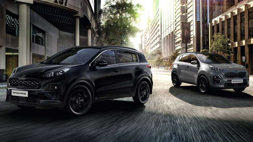 Kia Sportage gets early Christmas present with new JBL Black Edition