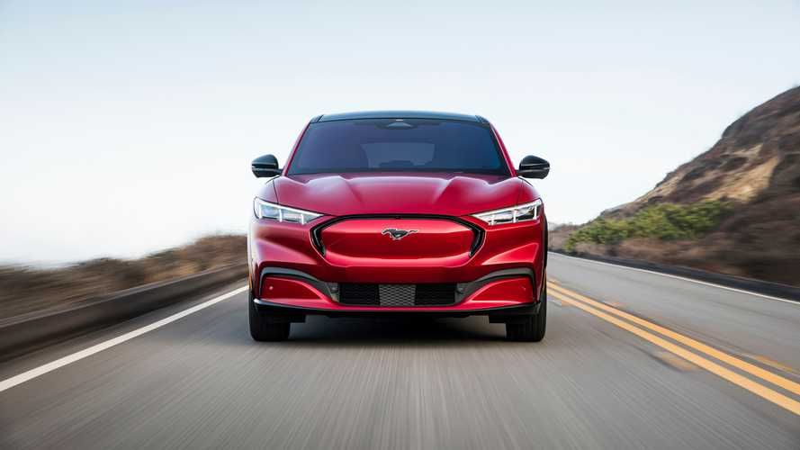 Ford Mustang Mach-E Has Better Residual Values Than Namesake Pony Car