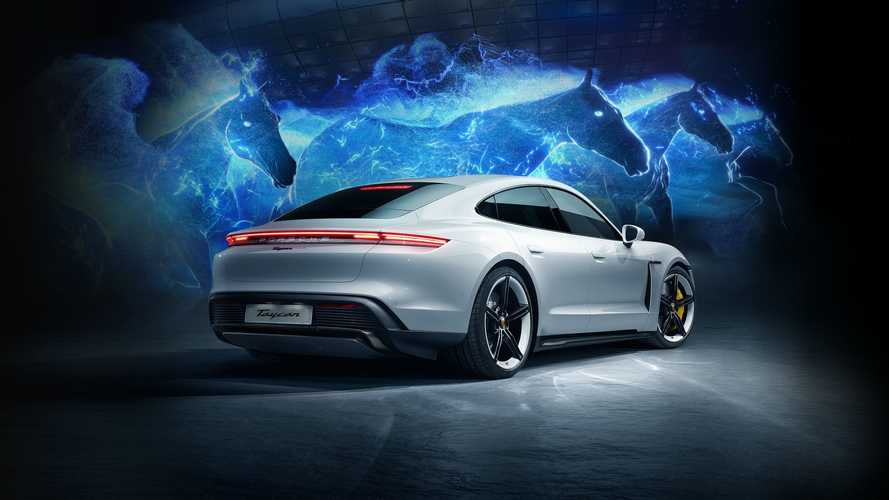 Porsche Launches Taycan In South Korea
