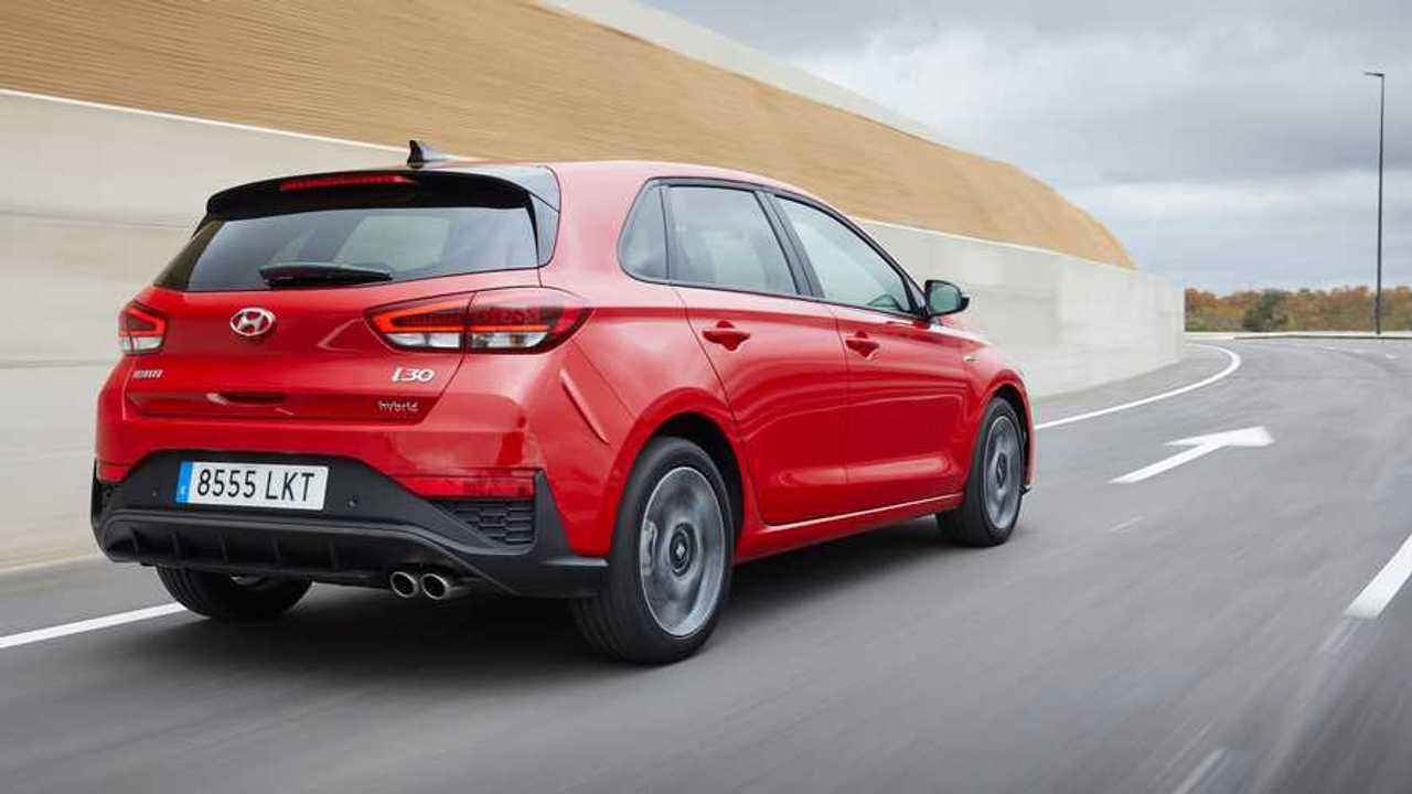 Prueba Hyundai i30 2021