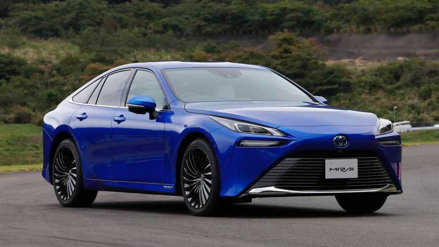 Toyota Mirai 2021: la segunda generación del modelo de hidrógeno