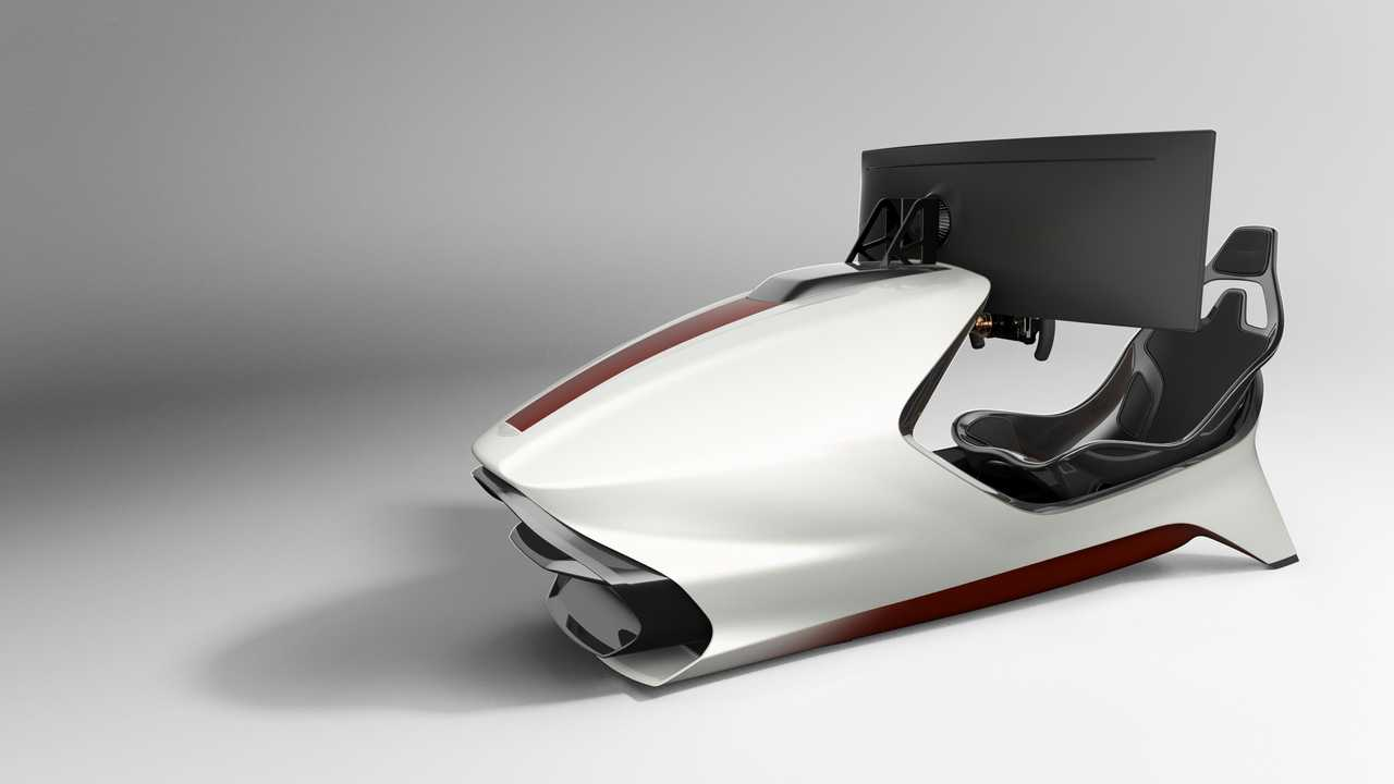 Aston Martin Amr C01 Racing Simulator 5181340