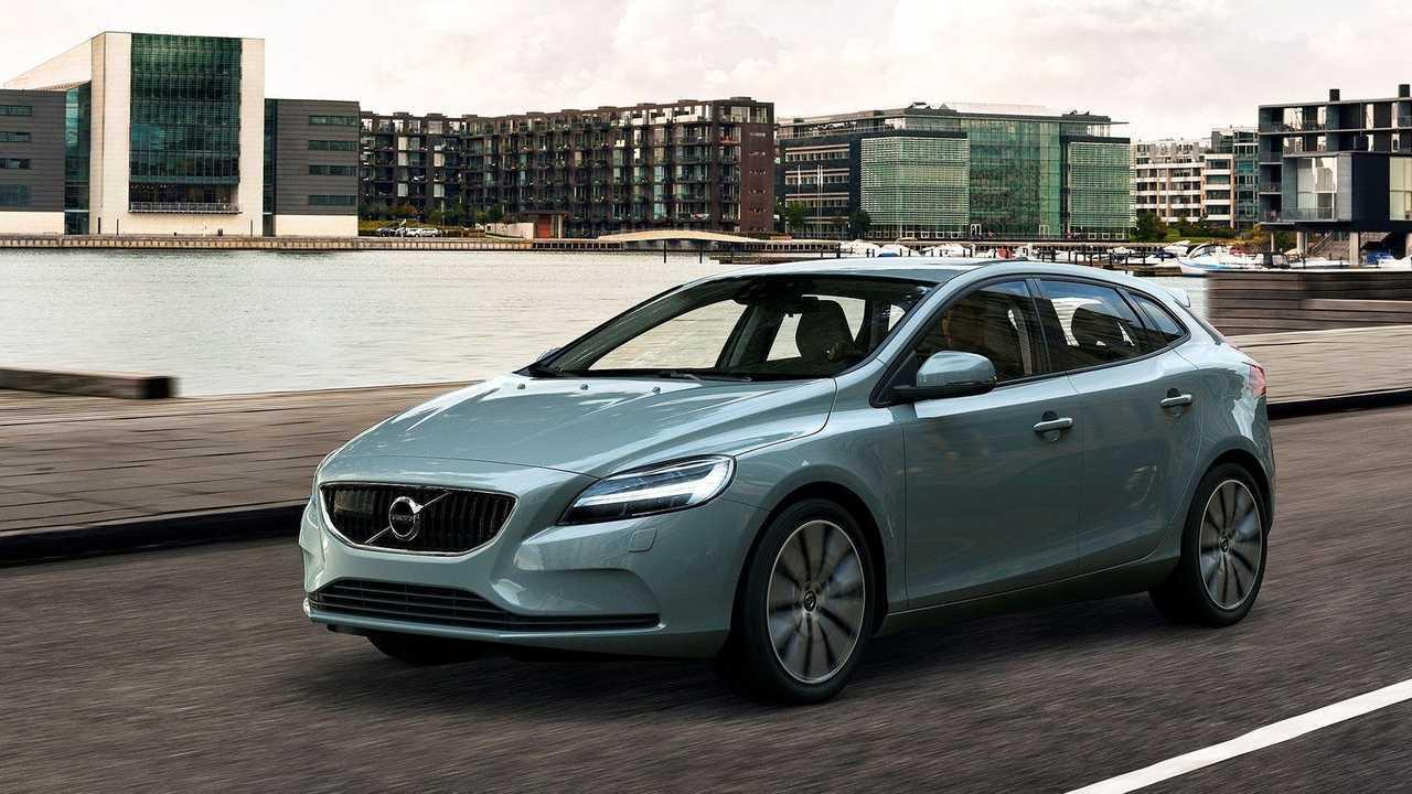 Volvo, nuova compatta