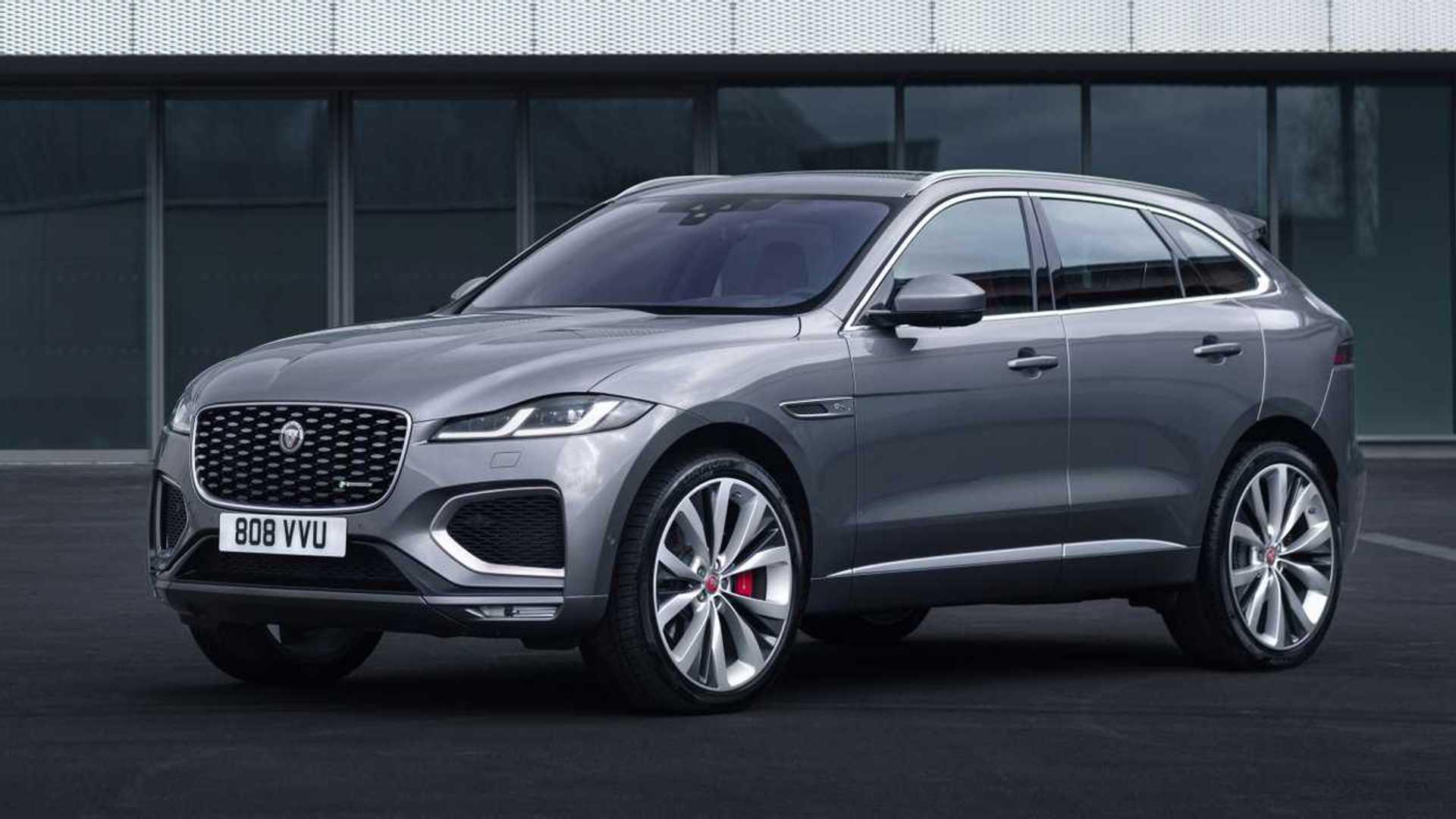 New Jaguar F Pace 2021 Release Date