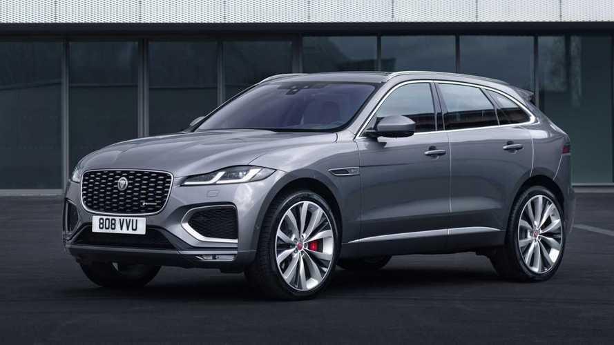 Novo Jaguar F-Pace 2021 muda interior e ganha versões eletrificadas