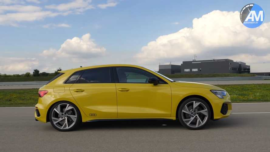 2021 Audi S3 Looks Impressive In Acceleration And Top Speed Tests
