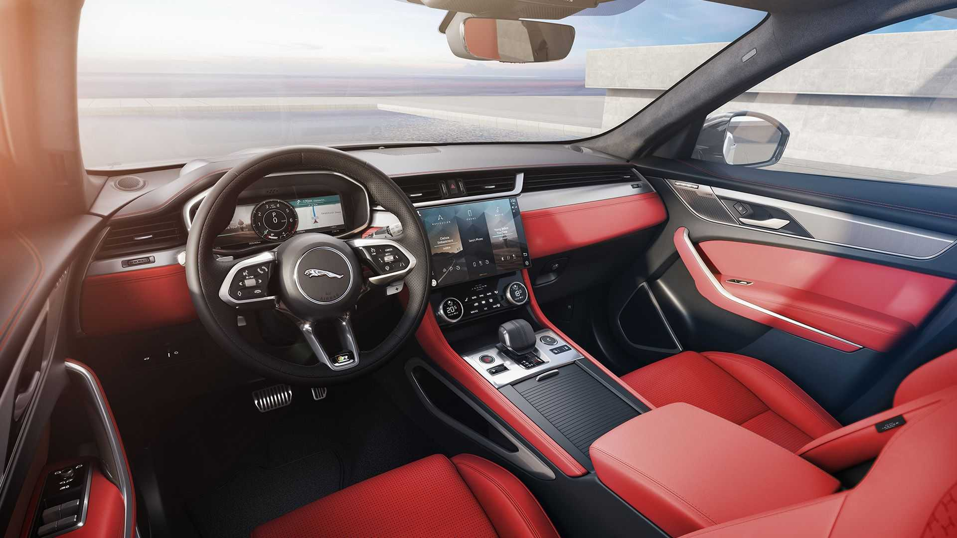 New Jaguar F Pace 2021 Release Date and Concept