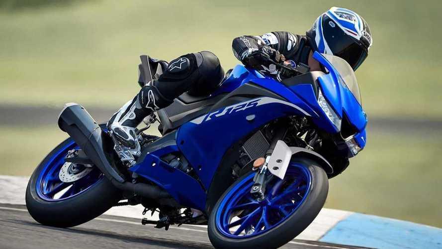 Yamaha R125, 2021 yılı için yenilendi!