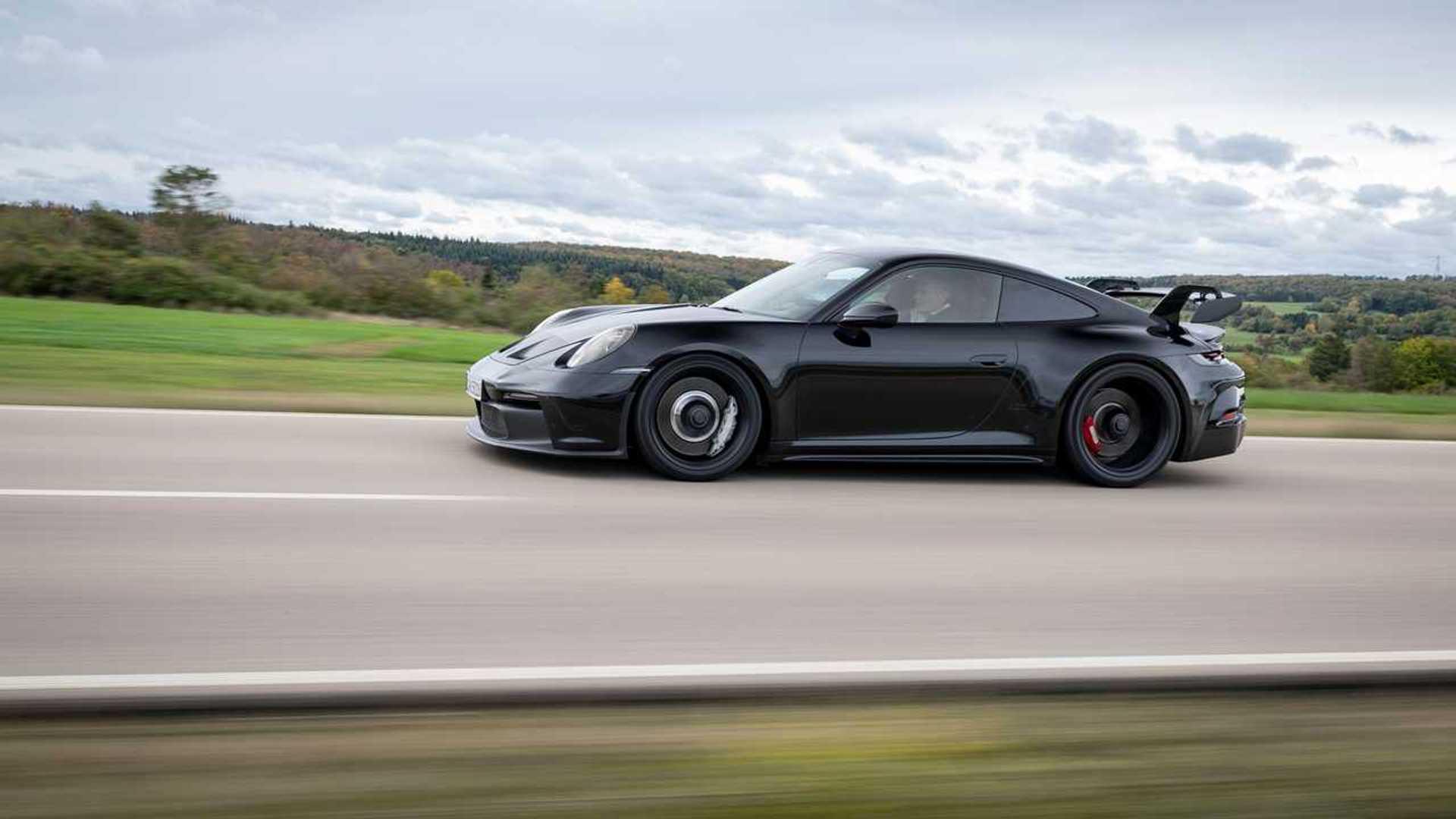Porsche 992 GT3   2021 - Page 2 2021-porsche-911-gt3-prototype-profile-tracking