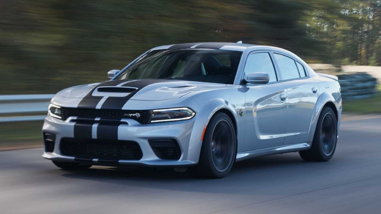 2021 Dodge Charger Hellcat Redeye Exterior Review