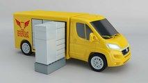 Rinspeed CitySnap soll mobile Packstationen transportieren