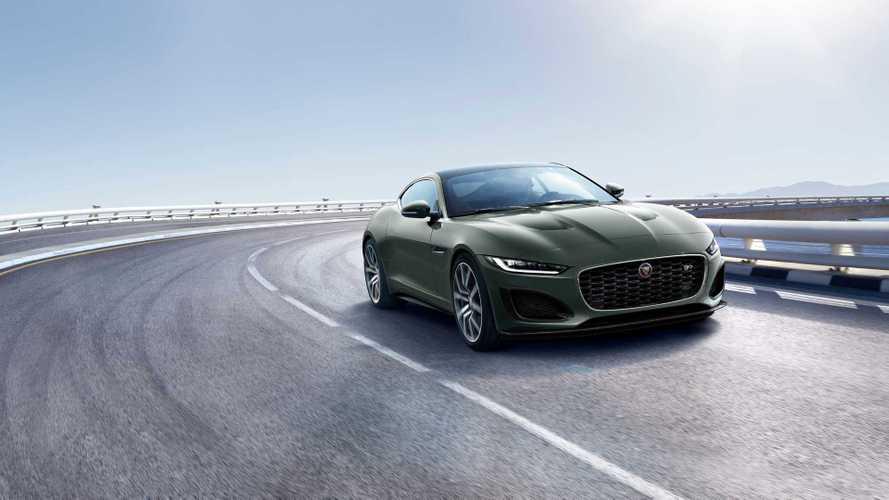 Jaguar отметит 60-летие одного спорткара спецверсией другого