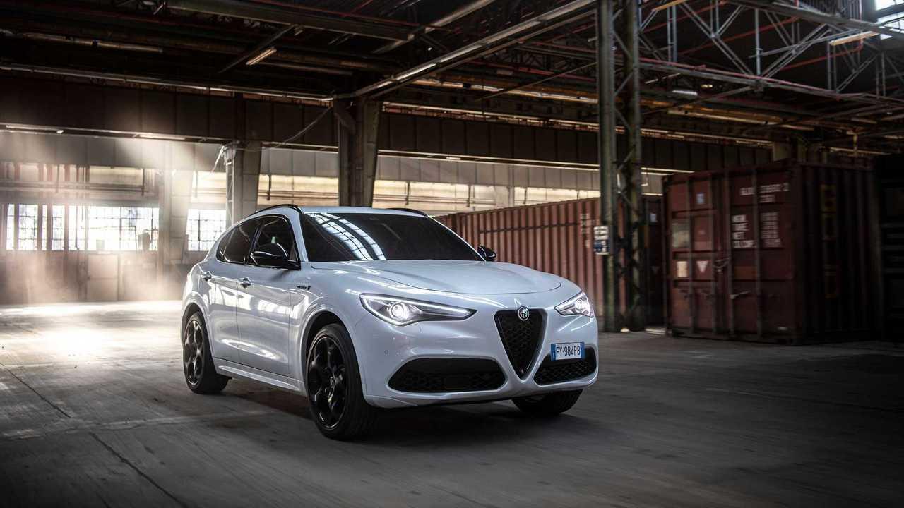 Экстерьер Alfa Romeo Stelvio Ti