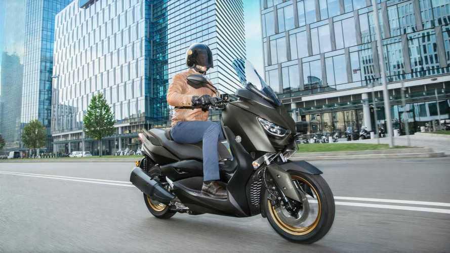 Yamaha TMAX y XMAX 2021