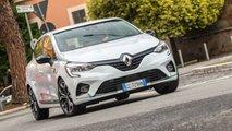 La Renault Clio E-Tech Hybrid è Auto del Mese di Motor1.com