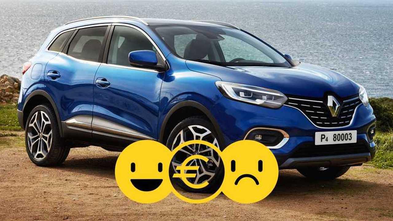 Renault Kadjar promo ottobre 2020