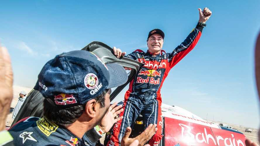 Победитель «Дакара» переходит в гонки на электромобилях