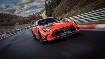 Mercedes-AMG GT Black Series установил рекорд Нюрбургринга