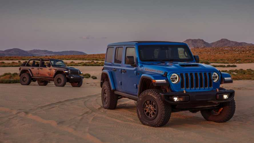 Jeep Wrangler Rubicon 392 (2020)
