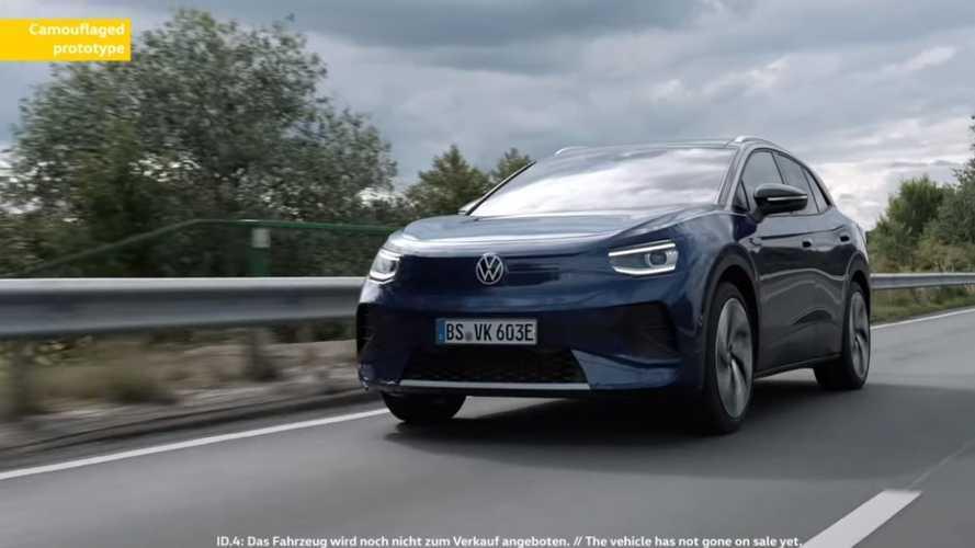 Ecco la Volkswagen ID.4 (quasi) definitiva: il video ufficiale
