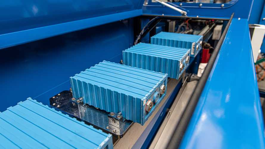 Kyburz Recycles Old LFP Battery Cells At Rate Of 91%