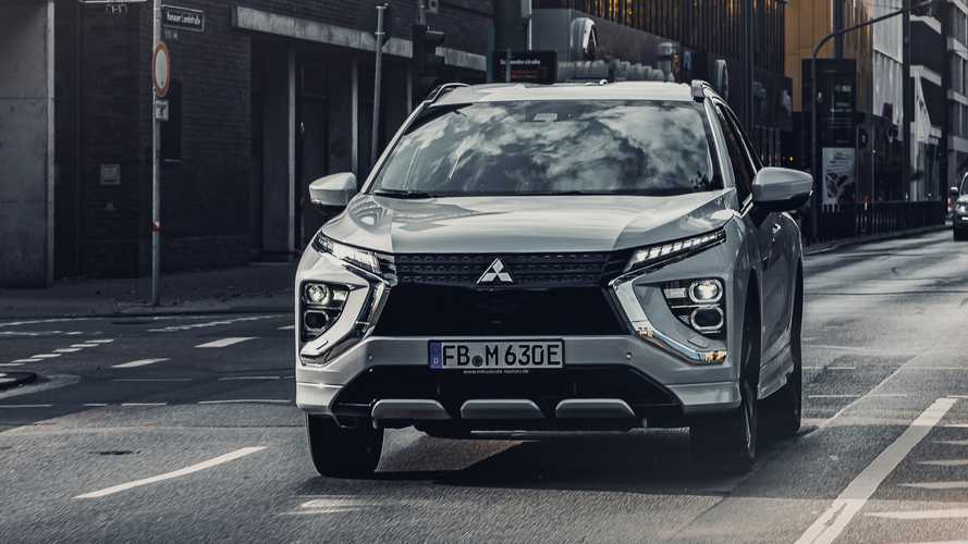 Mitsubishi Eclipse Cross (2021) erhält Plug-in-System des Outlander