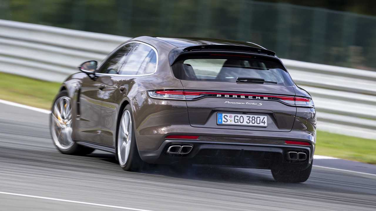 Performance-Kombis 2020 - Porsche Panamera Turbo S ST