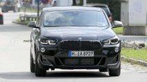 Makyajlı BMW X2'ye Ait Yeni Casus Fotoğraflar