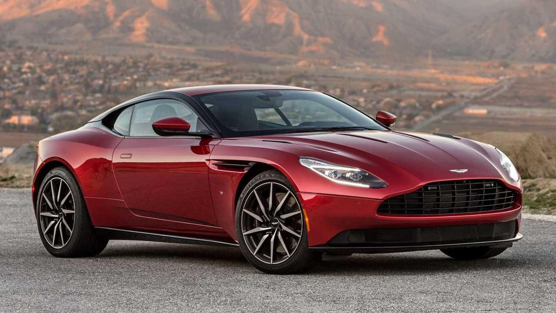 Aston Martin Db11 News And Reviews Motor1 Com