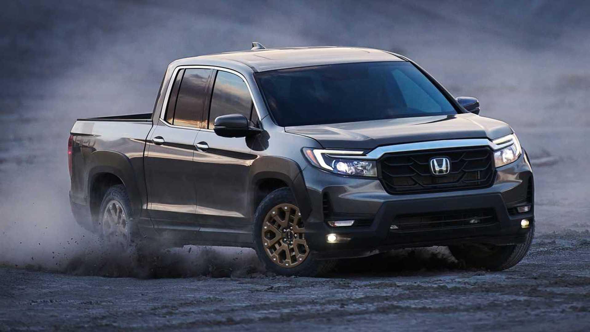 Обновленная Honda Ridgeline 2021 года по цене от 36 490 долларов