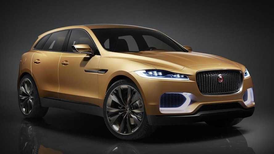 Jaguar J-Pace SUV poised to become all-electric Tesla Model X fighter