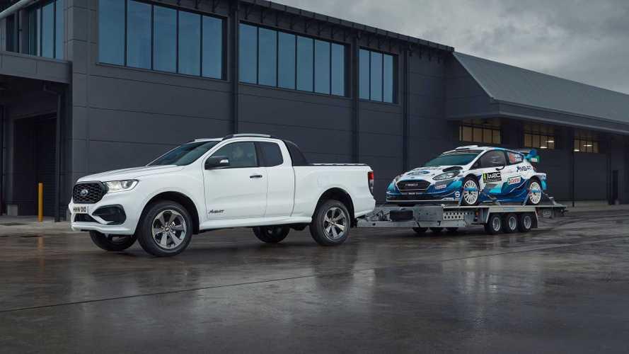 Ford Ranger MS-RT, sportivo ma con classe