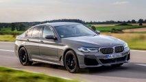 BMW 545e Limousine (2021) im Test