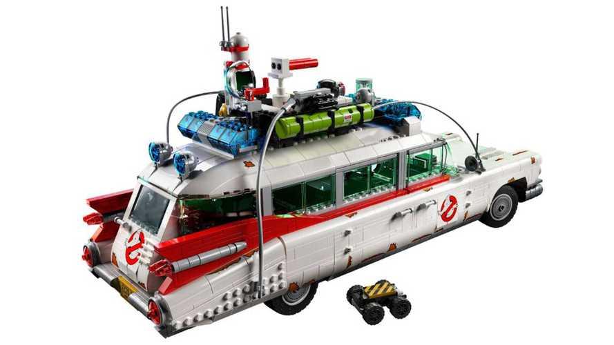 Lego Ecto-1 | Motor1.com Photos