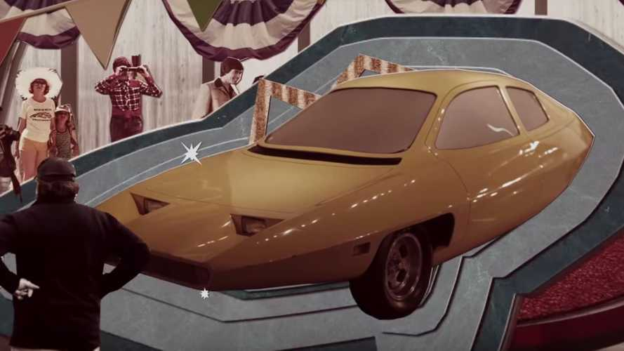 HBO teases 'The Lady And The Dale' about forgotten three-wheel car