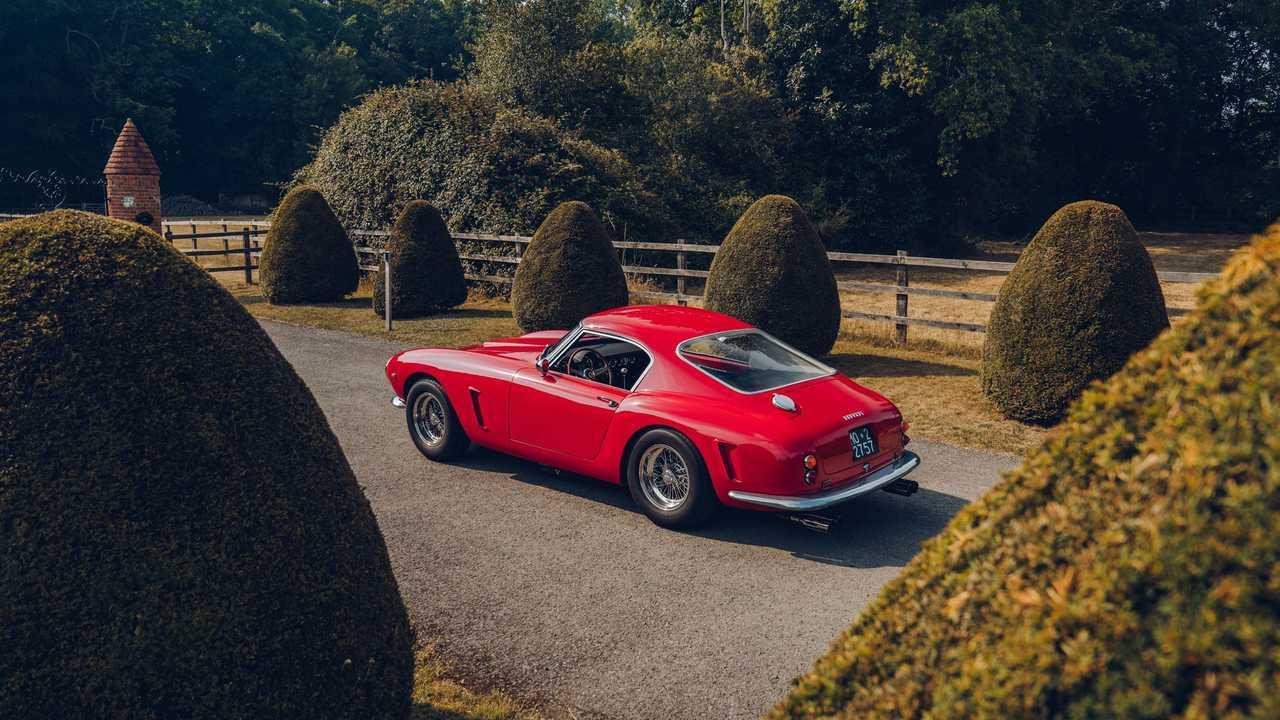 Ferrari 250 Gt Swb Revival Revealed