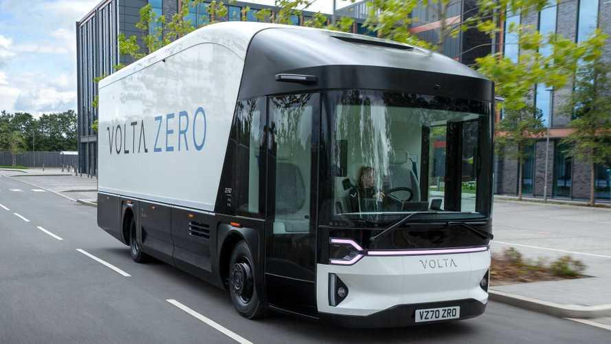 Volta Zero: caminhão elétrico nasce com estilo moderno e proposta urbana