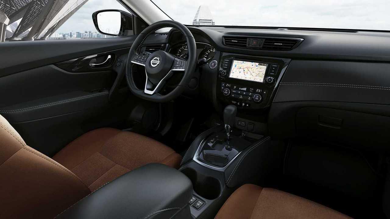 Nissan X-Trail (2020) для России