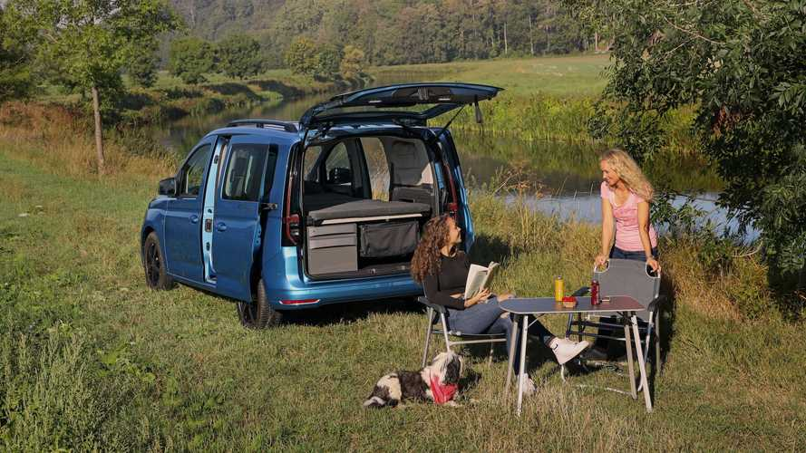 Volkswagen Caddy California, piccolo grande camper